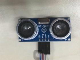 初探超声波测距模块