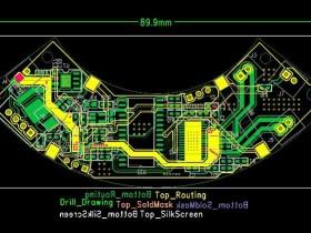 8051单片机驱动DRV8812芯片